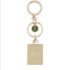 🌺HP🌺 🇬🇧 Harrods Shopper Bag Charm / Key Chain!